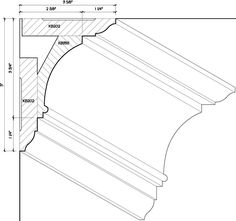 Early Moulding profiles | Find individual profiles used in this collection: KB353 Small Cove ...