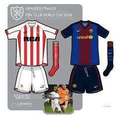 La Casaca :: Fútbol & Diseño :: Pasión & Creatividad Finals Should be played with HOME kits only!