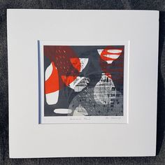 """Ali Stump on Instagram: """"'Summer Rain' SOLD Monoprint Offered for sale as part of @artistsupportpledge initiated by @matthewburrowsstudio Image size: 18cm x 16cm…"""" Gelli Plate Printing, Summer Fair, Instagram Summer, Ali, Image, Prints, Ant"""