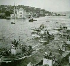 Balıkçılar  (#Ortaköy, 70'ler)