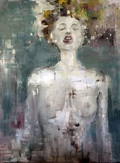 Surreal Portrait Paintings by Benjamin Garcia