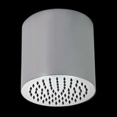 Plafond hoofdouche Koker, design, rond, 20cm diameter! Mooi voor elke moderne badkamer