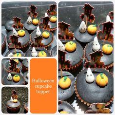 Cupcake topper Halloween