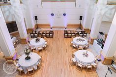 The NotWedding Charlotte   Photography by LaCross Photography                                        Venue: Levine Museum of the New South  Ceremony Design: Simply Southern Wedding and Event Design                                              Chairs: Party Time Rentals                                  Linens: Linen Tablecloth