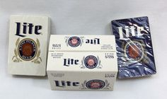 Hey, I found this really awesome Etsy listing at https://www.etsy.com/listing/182214746/vintage-1970s-miller-lite-beer-case
