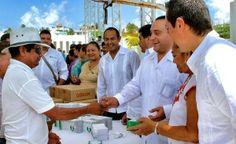 Roberto Borge ha impulsado políticas de asistencia social, en pro del desarrollo de la  ciudadanía.