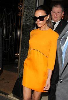 Victoria Beckham New Fashion, Spring Fashion, Long Sleeve Tunic Dress, Classy Dress, Vintage Yellow, Yellow Dress, Cheap Dresses, Dress Me Up, Mustard Yellow