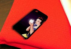 Snow White Apple iPhone 4 iPhone 4S Case by caseboy on Etsy, $15.79
