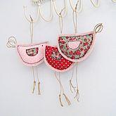Hanging Birdy Decoration