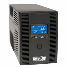 Amazing Deals $106.62 - Tripp Lite SMART1300LCDT 1300VA Battery  Like, Repin, Share it  #todaydeals #ChristmasDeals #deals  #discounts #sale #Computers