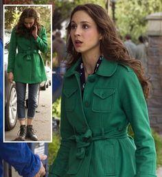 WornOnTV: Site that finds outfits won on tv. Ex. Spencer's green coat on Pretty Little Liars