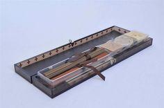 f372d2e5c16 Louis vuitton incense ceramic malleries (encens de voyage) kit rare vip only
