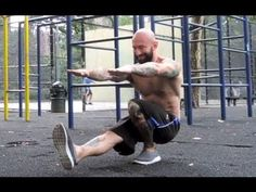 This week, Al demonstrates a step-by-step approach to mastering the pistol squat.