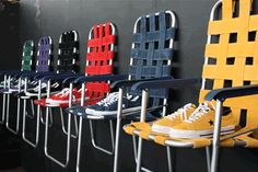 Checkland Kindleysides design exhibition for Converse at Bread & Butter Berlin