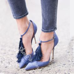 Shoespie Pointed toe Stiletto Heels