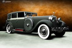 1929 Isotta-Fraschini Tipo 8A S Landaulet by Castagna,  via 12cylinders.com