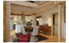 GALÉRIA: Kuchyne zruby, drevodomy, drevostavby...