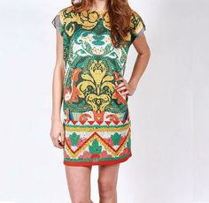ISLE Apparel Mexico City Dress
