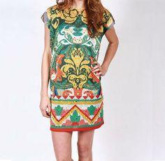 ISLE Apparel Mexico City Dress
