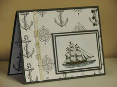 Sailing Takes Me Away by cotdsffs - Cards and Paper Crafts at Splitcoaststampers