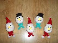 Afbeeldingsresultaat voor omhaakte waxinelichtjes kerst