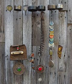 1000 Images About Junk Garden Decor On Pinterest Yard
