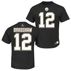 b61fb452a Get this Pittsburgh Steelers Terry Bradshaw Hall Of Fame Eligible Receiver T -Shirt at ThePittsburghFan