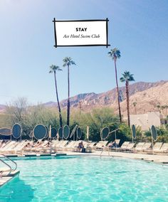 A Guide to Palm Springs, California  |  The Fresh Exchange