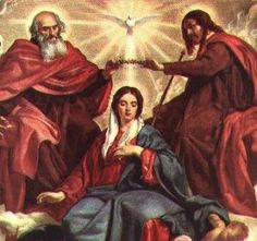 Mary and the Holy Trinity