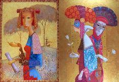 Merab Gagiladze. Невозможно не быть художником!. Обсуждение на LiveInternet - Российский Сервис Онлайн-Дневников