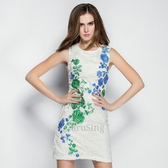 Product Name: LD5216 Floral Embroidered Bodycon Dress Click On Link To View This Product : http://gurusing.sg/?post_type=product&p=12533. We Have Publish More Products And Special Offer Are Going On Our Website GuruSing. Hurry Enjoy Up To 80% Discounts......
