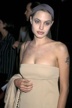 George Wallace Screening - August 13th 1997 - 003 - Angelina Jolie Fan Photo Gallery | Angelina Jolie Fansite Gallery