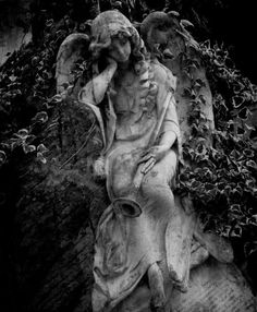 May your guardian angel watch over thee while thee sleep for eternity......