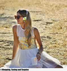 Shopping, Saving & Sequins: MY STYLE
