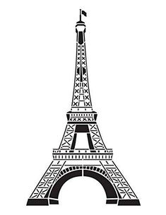 Eiffel Tower Coloring Pages This kind of picture is