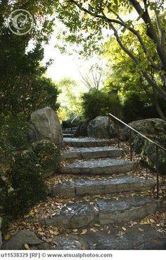 A few simple, unadorned steps.