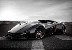 holy asldfkajlekfjawelfkajdl;askjdf damn words cannot simply describe this - Lamborghini Diamante Concept