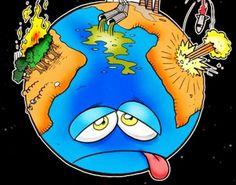 Resumo de Impactos Ambientais no Brasil e no Mundo