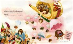 From: THE BEST BIRTHDAY PARTY EVER! by Jennifer LaRue Huget, illustrated by LeUyen Pham.