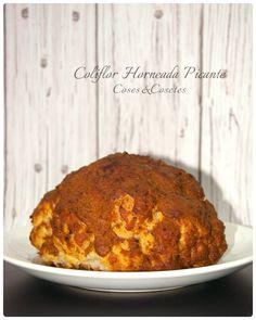 Coliflor Horneada Picante | Coses & Cosetes