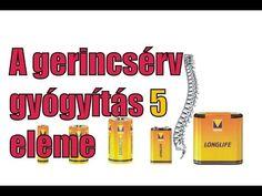 A gerincsérv gyógyítás 5 eleme Fitness, Healthy, Youtube, Physique, Diet, Diet Tips, Exercise, Gymnastics, Physicist