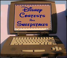 Disney Contests & Sweepstakes http://disneycontests.blogspot.com