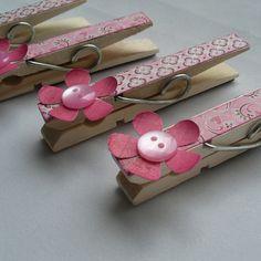 Very cute craft using pegs