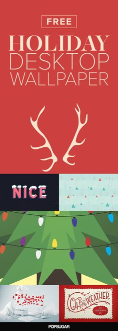 Christmas desktop wallpaper you'll never want to take down