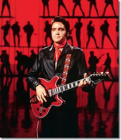Year: 1968 Age: 33 Movie: 29th From the opening scene this is something you want to watch. Elvis standing there guitar in hand with the back drop of Elvis's in silhouette, belting out Tro…