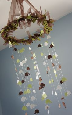 chandelier/ mobil