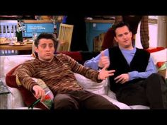 Friends - HD - New Year's Resolutions - YouTube