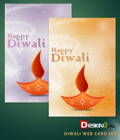 Diwali Web Card Set