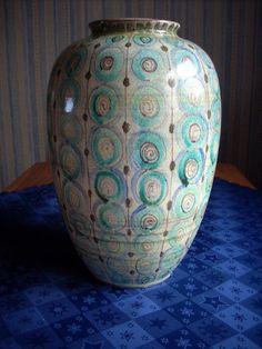 Vintage Vase Villeroy Und Boch Von Gertis Vintage World Auf DaWanda.com