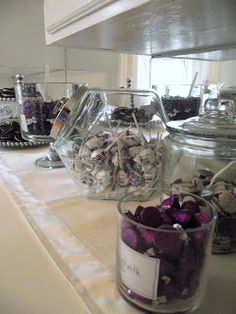 Black, White, and Purple Graduation party